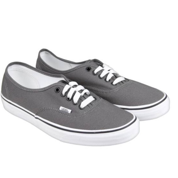 f56ab56e000 Grey lace up vans classic old skool men s 11. M 5b6a1161aa8770c82e92ea4b